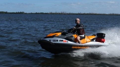 Captain, Captain Greg, BoatTest.com, boat test, young captains, 2020 Seadoo GTI SE 170, new seadoo, orange crush seadoo, orange seadoo, beach blue metallic and lava grey seadoor, GTI SE 130, GTI SE 170, 2020 Recreation, Personal Water Craft, BRP, Ergolock, VTS, LinQ, watertight phone box, three person seadoo