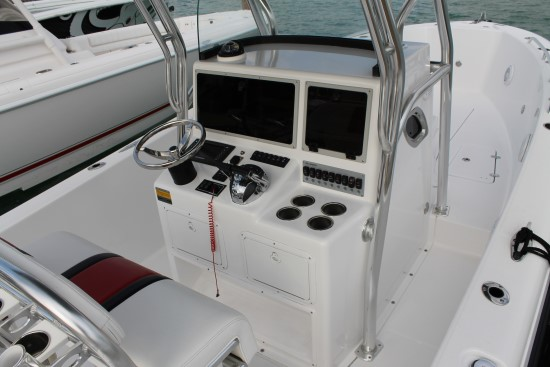 Bluewater 2550 console