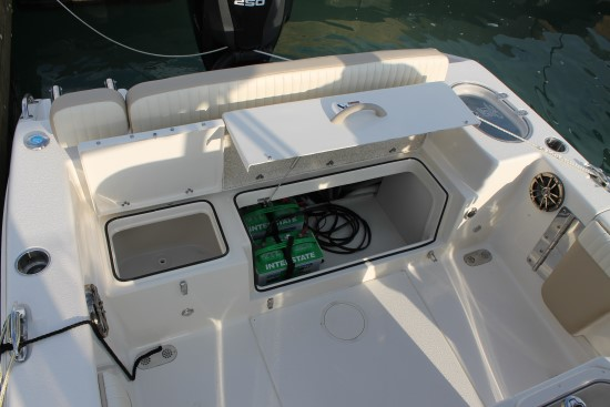 Sea Chaser 24 HFC insulated box