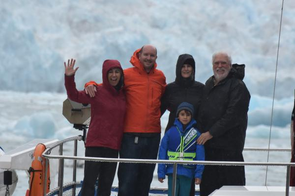 Charter Cruising to Alaska with Mother Goose