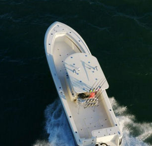 Andros Boatworks Offshore 32 aerial