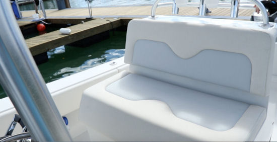 Andros Boatworks Offshore 32 helm seat