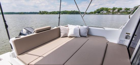 Beneteau Antares 23 support