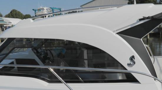 Beneteau Antares 23 hard top