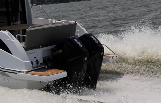 Beneteau Antares 27 outboards