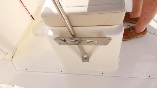 Boston Whaler 170 Montauk hardware