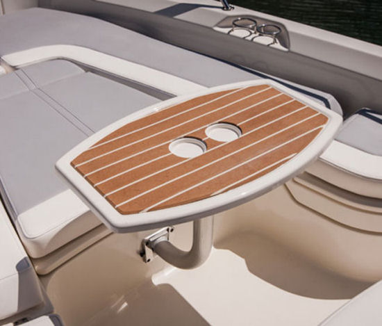 Boston Whaler 210 Dauntless optional table