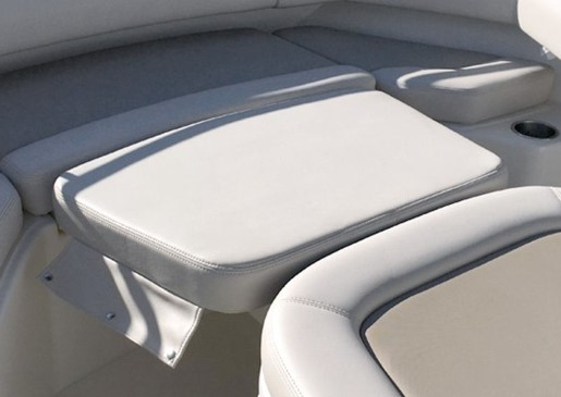 Boston Whaler 250 Outrage filler cushion