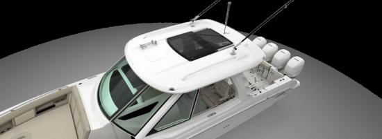 Boston Whaler 380 Realm sun roof