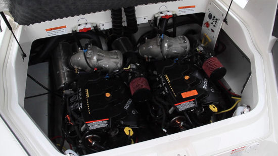 Chaparral 223 VRX engines