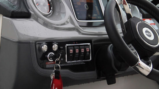 Chaparral 223 VRX ignition