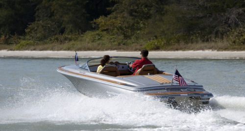 Chris-Craft Silver Bullet 20