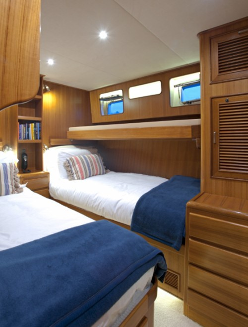 Fleming 55 twin beds