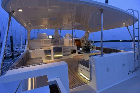 Fleming Yachts 78 light