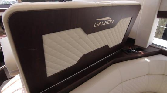 Galeon 420 Fly accent