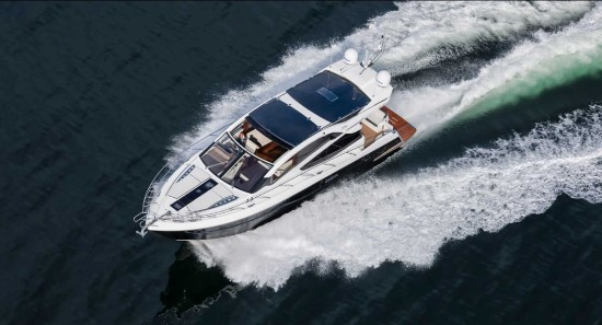 Galeon 560 Skydeck Express Cruiser Look