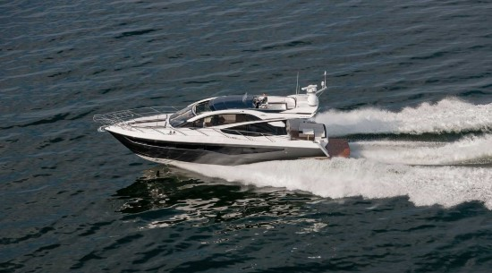 Galeon 560 Skydeck Exposed Skydeck