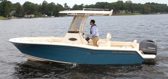 Grady-White Fisherman 216 profile