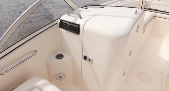 Grady-White Freedom 215 Port Side Console