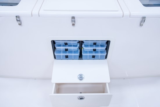 Grady-White Canyon 376 lean bar drawer