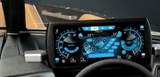 Malibu M235 touch screen