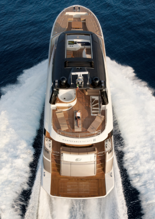 Monte Carlo Yachts 86