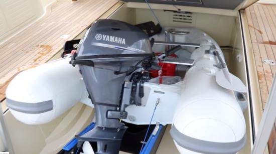 Palm Beach 55 outboard