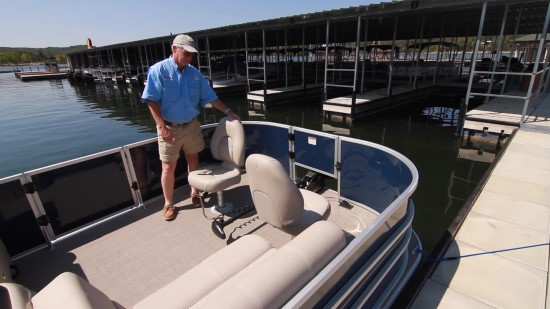 Ranger Reata 200 Fish Bow Seats