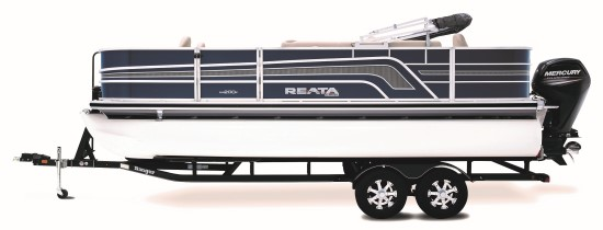 Ranger Reata 200 Fish Dual Axle Trailer