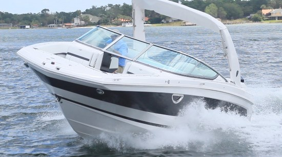 Regal 26 OBX high freeboard