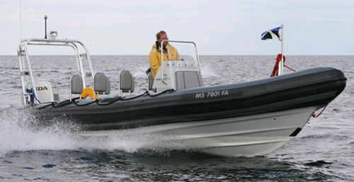 RIBCRAFT 7.8 Offshore