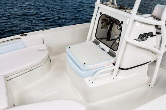 Robalo 206 Cayman S wiring