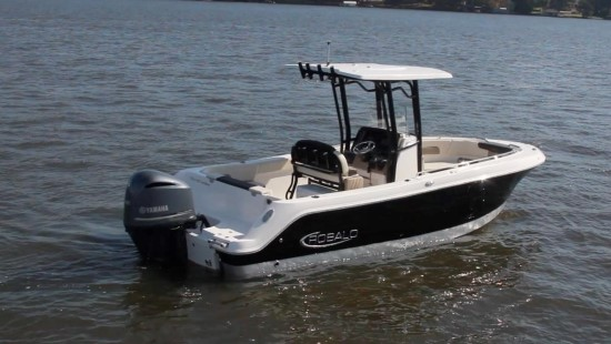 Robalo R242EX comfort features