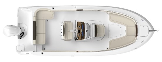 Robalo R242EX seating arrangements