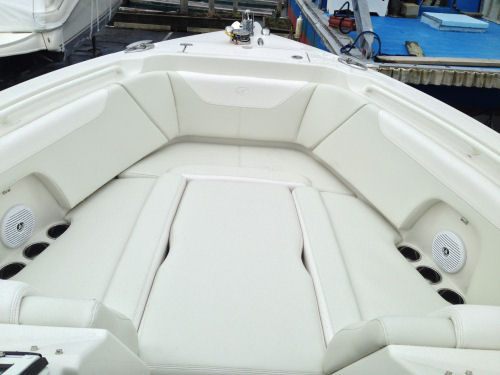 Sailfish 275DC filler cushion