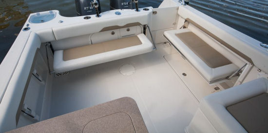 Sailfish 275DC hatch