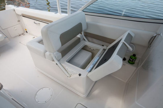 Sailfish 275DC optional seat