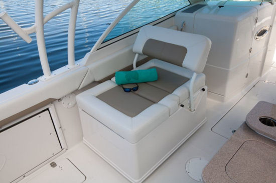 Sailfish 275DC flat seat