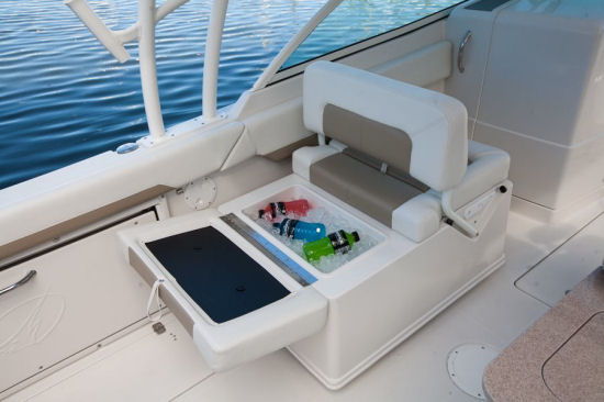 Sailfish 275DC storage box