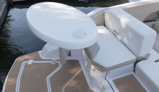 Scarab 255 Platinum SE table