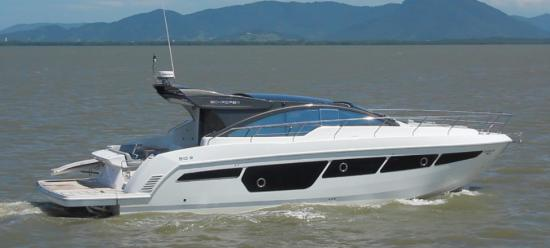Schaefer Yachts 510 Sport idle