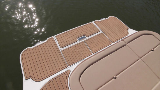 Sea Ray 270 Sundeck swim platform