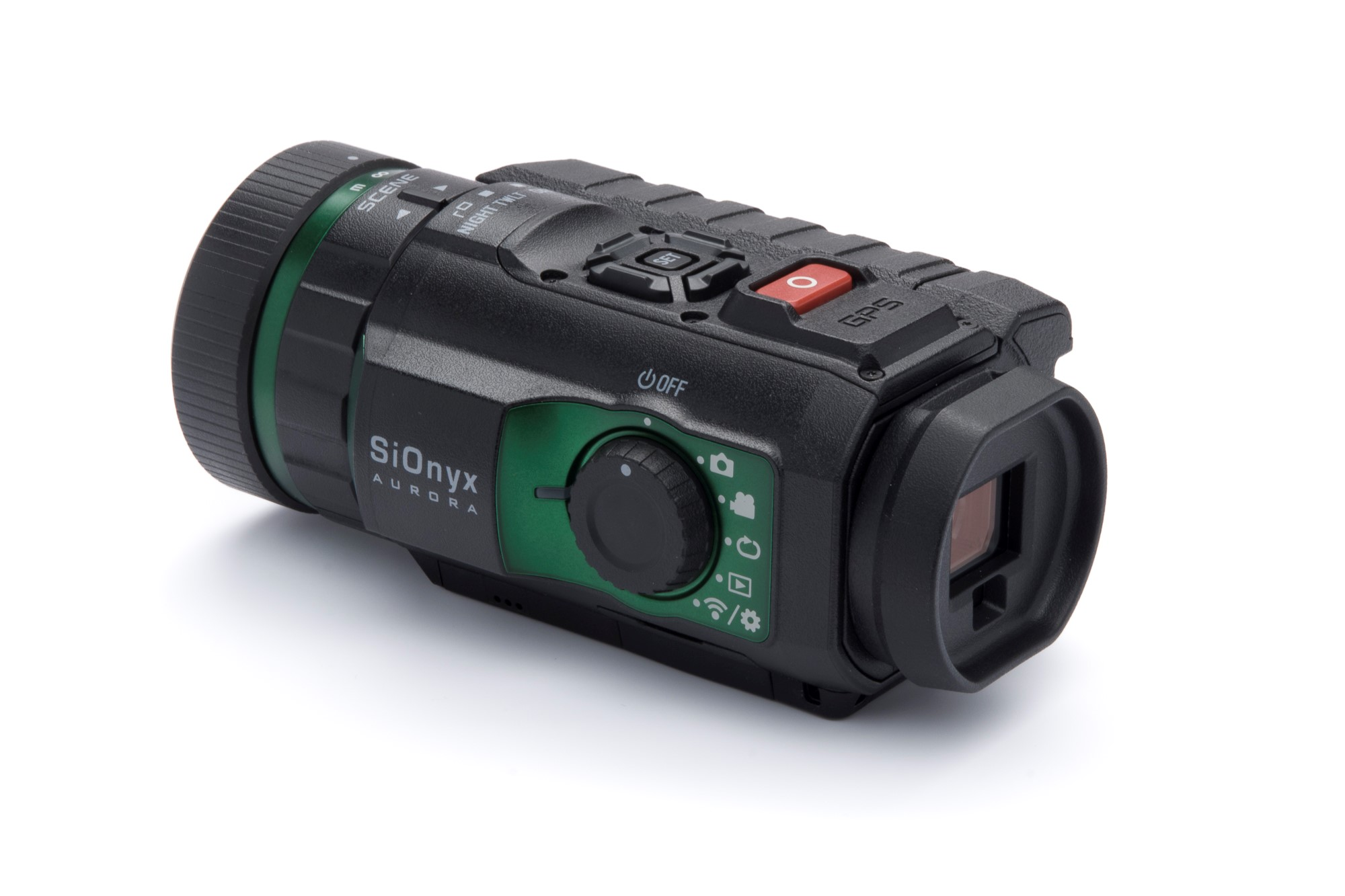 SiOnyx Aurora Night-vision Camera Monocular