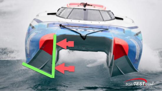 World Cat Catamaran Advantages hull