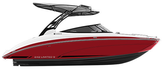 Yamaha 242 Limited S E-Series hull color