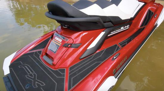 Yamaha FX Limited SVHO side decks