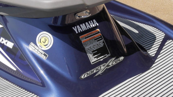 Yamaha VX Deluxe tow ring