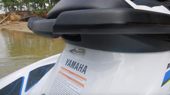 Yamaha VXR engine