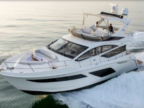 Sea Ray L550 Fly Running