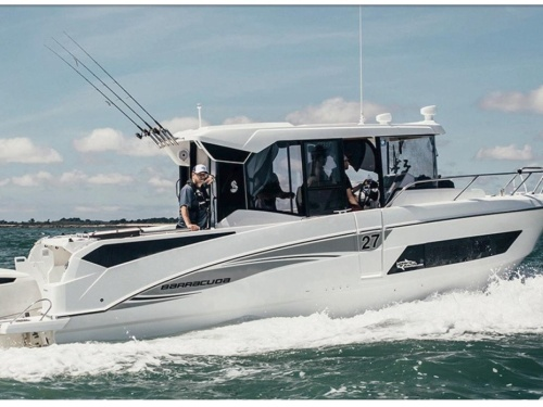 Beneteau Barracuda 27 2019 Running